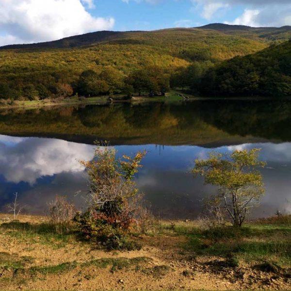 Itinerario Lago Biviere